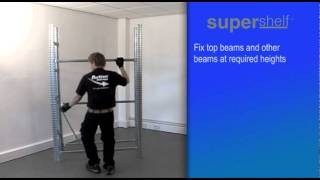 How To Build Supershelf™ Tyre Racking
