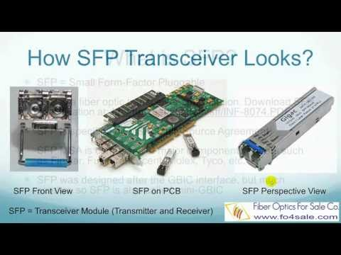 What is SFP transceiver? - FO4SALE.COM