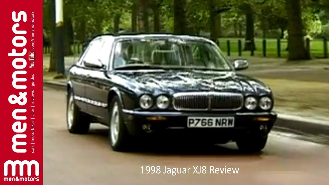 Perfect 1998 Jaguar XJ8 Review   YouTube