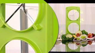 Nashware Nicer Dicer Plus Multi Chopper Vegetable Cutter Fruit Slicer