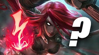 NEW OP RUNES ON KATARINA ? 30/1 ONE-SHOT CARRY - Flyerbek