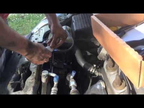 how-to-replace-the-radiator-of-a-2000-honda-civic