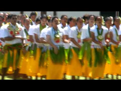 WILSON INIA DAY, ROTUMA HIGH SCHOOL 2011