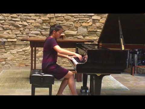 Haydn Sonata in E-flat, Hob. XVI:52: Movement 1 Sonata Allegro form