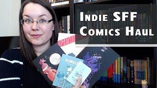 Indie Genre (SFF/Horror) Comics Haul