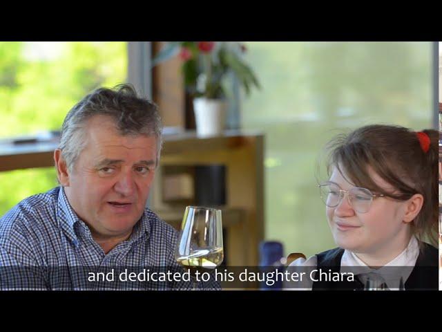 Cascina Fonda moscato Chiara Blanc subtitle