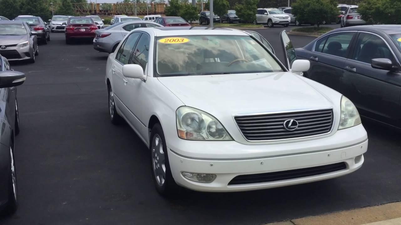 2003 Lexus Ls430 >> 2003 Lexus Ls 430 From Wanda