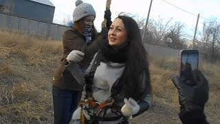 Отдых и Приключение  Роупджампинг в Одессе  Девочка молния 2часть(Украина Online. Это мой влог о том где и как можно можно провести выходные в Украине! Сегодня я вам расскажу..., 2015-12-23T17:00:01.000Z)