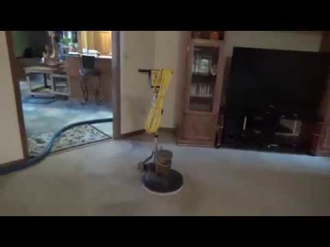 Indianapolis Carpet Cleaning - Stretching Before after