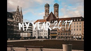 My year 2017 euro trip
