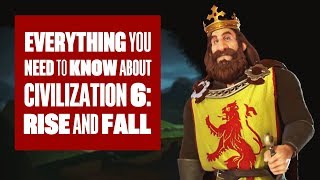 Video Everything You Need To Know About Civilization 6: Rise and Fall download MP3, 3GP, MP4, WEBM, AVI, FLV April 2018