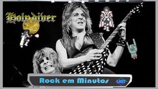 RANDY RHOADS, OZZY OSBOURNE e o HOLY DIVER do NES  | Rock em Minutos #59