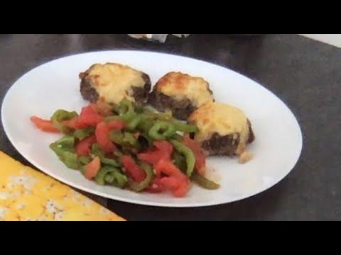 #recette-de-boulettes-de-viande-viande-hachée-farcies😋😋.