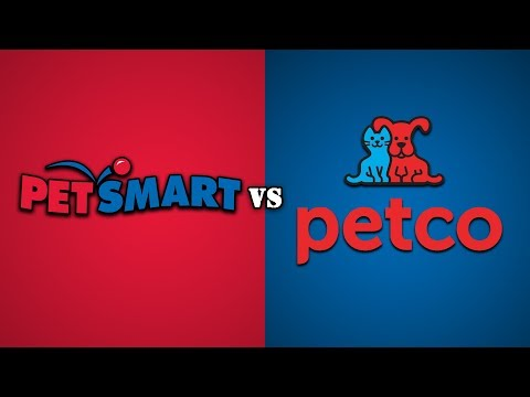 PetSmart vs. Petco