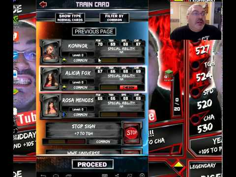 WWE Supercard #32 - RD Gameplay - Epic Stone Cold or WHAT?!?!? THREE?!? - 동영상