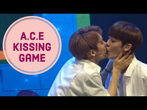 A.C.E Plays the Kissing Game!!