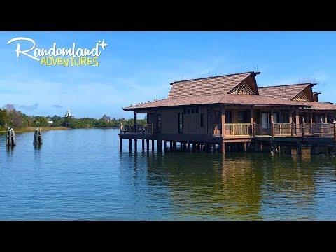 Epic Walt Disney World Bungalow! Polynesian Resort!