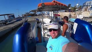 Морская рыбалка на Кипре в Айя Напе 2020 Никосия Ларнака Cyprus Larnaca часть4