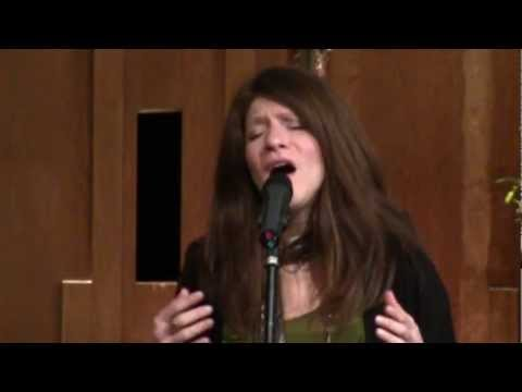 "Laura Berman Song ""Everything that I Am""—Seattle Unity Church—03-17-2013"