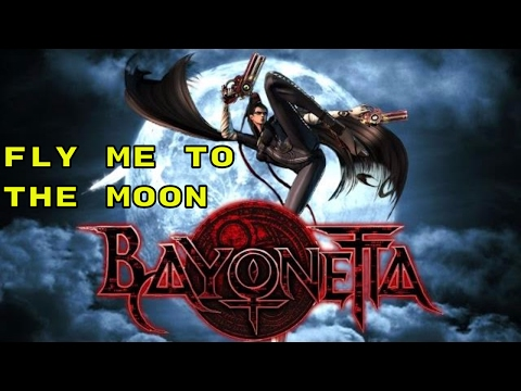 Bayonetta Fly Me to the Moon OST Song @MG GameLab