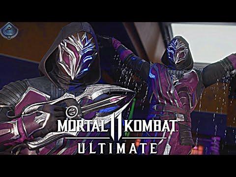 Mortal Kombat 11 Online - AWESOME RAIN COMBOS!