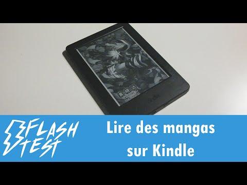Lire Des Mangas Sur Kindle (Read Mangas On Kindle)