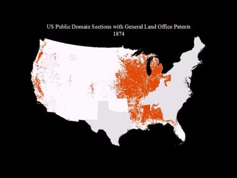 United States Land Patents, 1788-2012