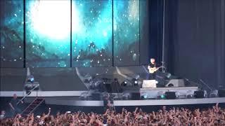 Ed Sheeran - I See Fire @ Ullevi Stadium, Gothenburg 11/07/18