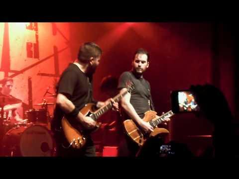 Silverstein - Call It Karma Live @ Fryshuset