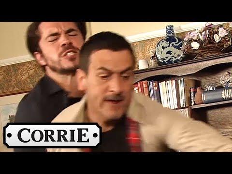 Coronation Street - Peter Attacks Daniel!