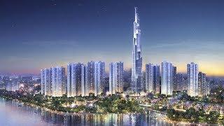 [ TOÀN CẢNH] Toà nhà Landmark 81 bốc cháy lớn - Toà nhà cao nhất Việt Nam