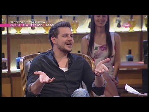 Glumci o filmu 'Balkanska međa' (Ami G Show S11)