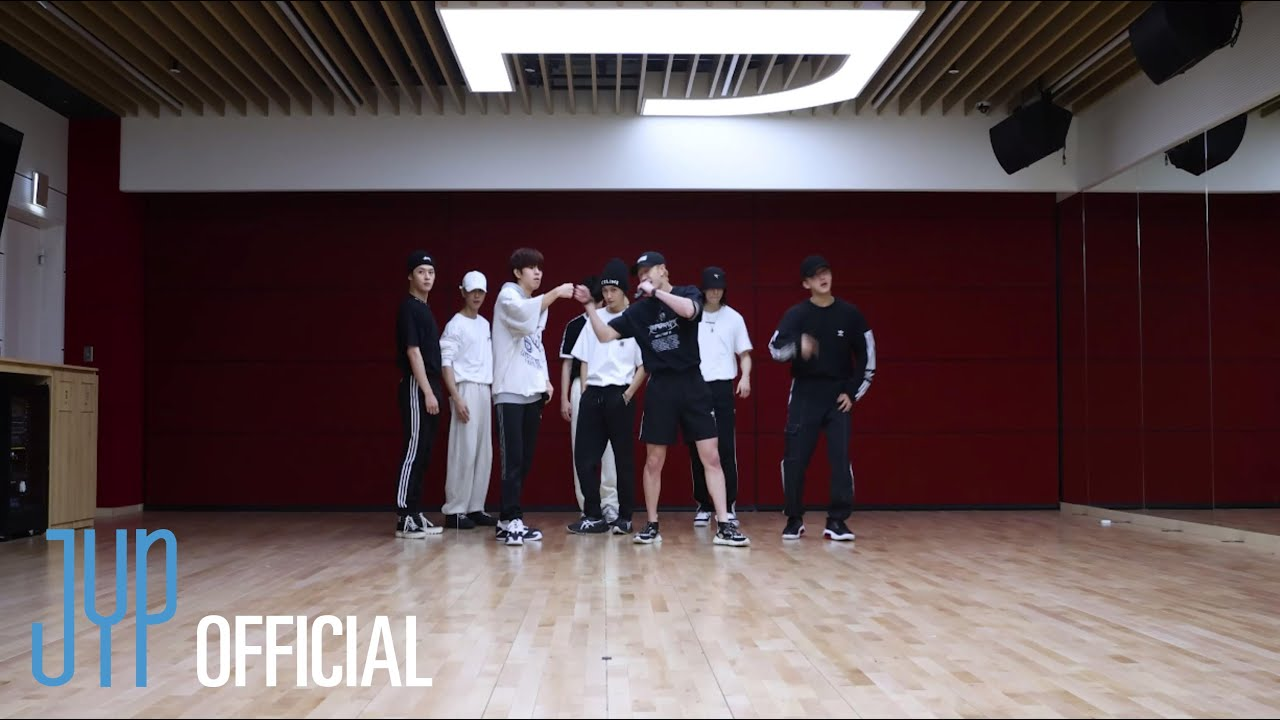 "Stray Kids ""DOMINO"" Dance Practice Video"