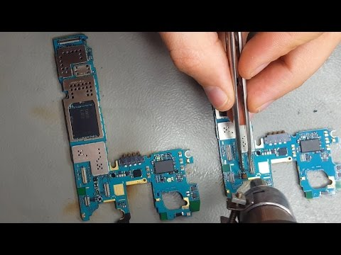 Samsung Galaxy S5 No Sensor, Dead Proxy Sensor  Fixed Proxy IC Chip