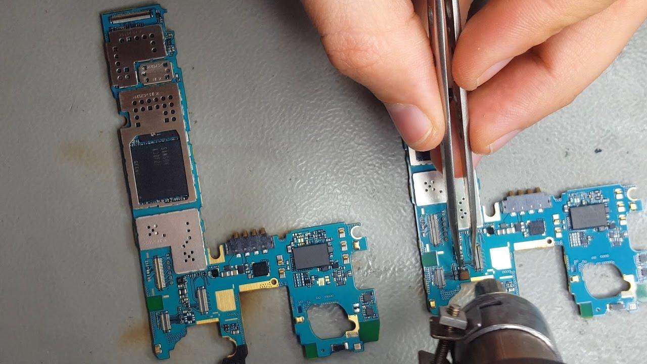 Samsung Galaxy S5 No Sensor, Dead Proxy Sensor Fixed Proxy IC Chip