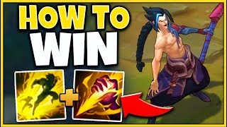 HOW TO WIN EVERY SINGLE GAME WITH KAYN! ULTIMATE KAYN GUIDE! - League of Legends