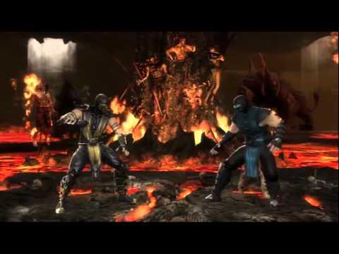 Прохождение Mortal Kombat (перевод BOPOH & Tauriel) Ч. 3 — Scorpion