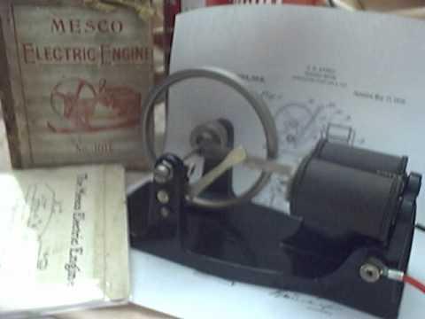 MESCO Toy DC Motor