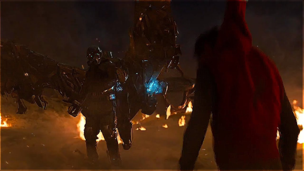 Image result for spider man homecoming final battle