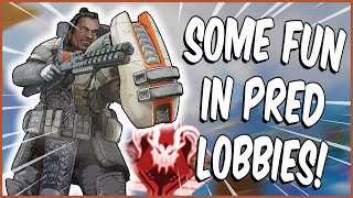 Some Sweaty Pred Ranked Gameplay For Your Enjoyment :) (Apex Legends Console)