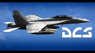 DCS: F/A-18C Hornet ECM Tutorial (Electronic Countermeasures)
