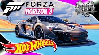 Forza Horizon 3  Gameplay   Hot Wheels   Superman McLaren 650S! (PC Let