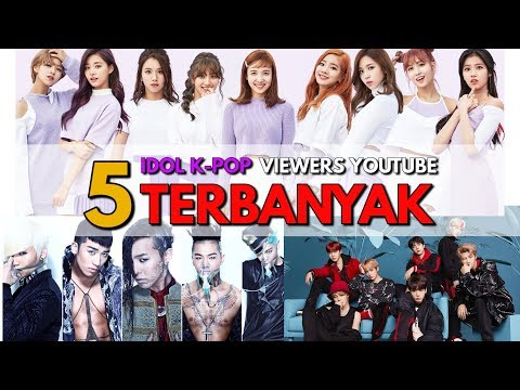 Ditonton hingga 340 Juta Kali, MV K-Pop dengan Viewers Terbanyak Mp3