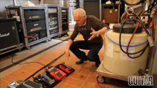Private Gear Tour: Peter Frampton