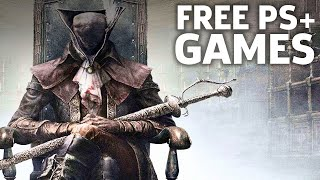 Free Ps4/ps3/vita Playstation Plus Games For March 2018 Revealed