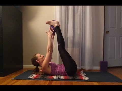 Yoga for Core Strength with Abigail Redman (Full Length Class)