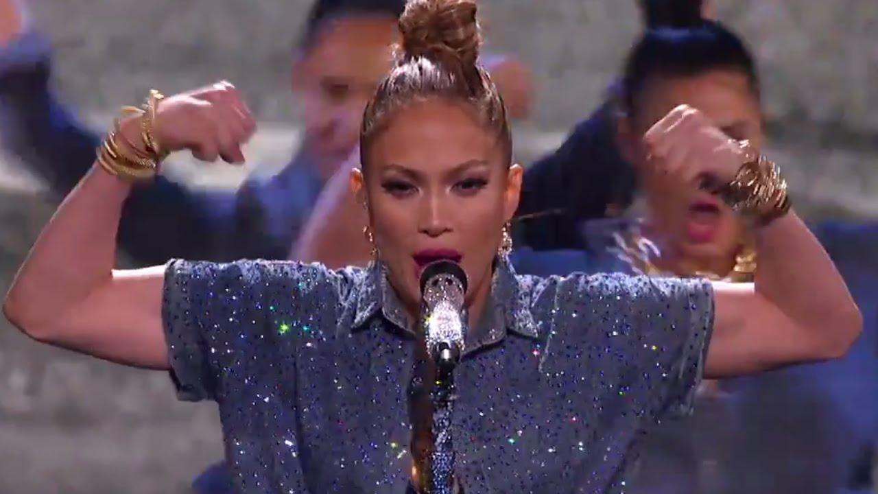 Download Jennifer Lopez - I Luh Ya Papi (Live American Idol)