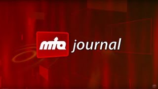 MTA Journal: 14.09.2020