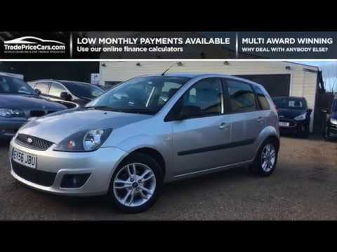2006 FORD FIESTA 1.2 ZETEC CLIMATE FOR SALE | CAR REVIEW ...