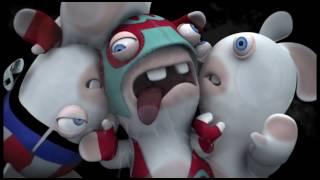 Les Lapins Cretins Film